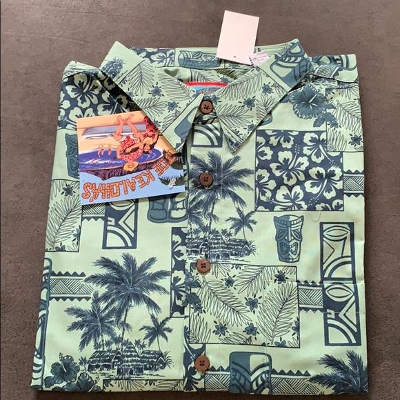 2e0d1be9 reyn spooner Shirts | Nwt Joe Kealohas By Hawaiian Shirt | Poshmark